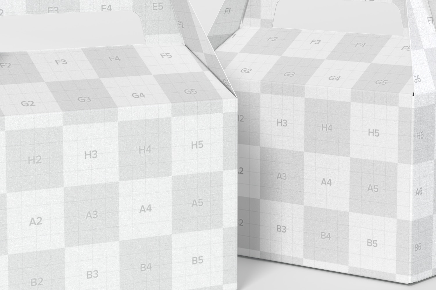 Your packaging design will look amazing thanks to the composition of this scene.