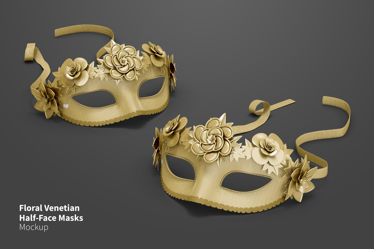 If you lean towards more classic tones, see how good this design looks in gold.