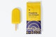 Popsicle Ice Cream Packaging Mockup, Top View