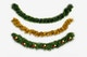 Christmas Garlands Isolate