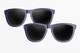 Sunglasses Mockup, Front View