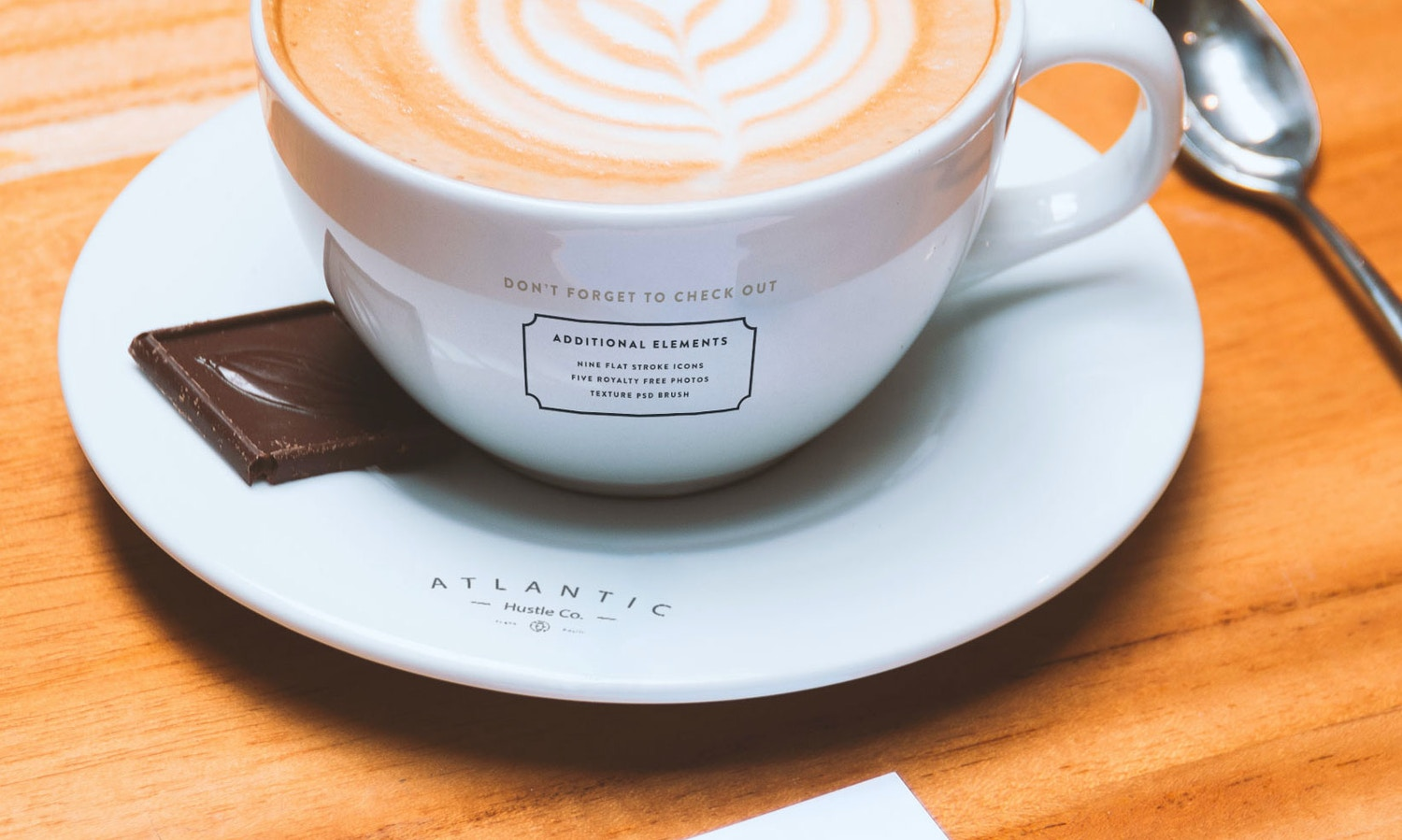 Business Cards and Coffee Cup Mockup
