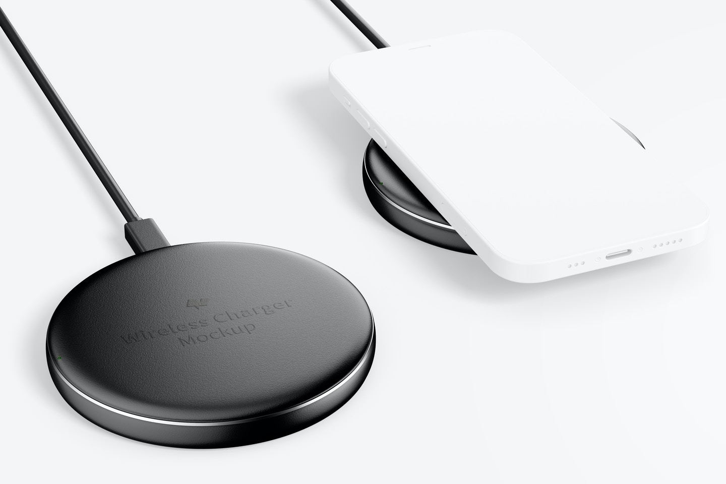 Wireless Chargers Mockup