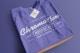 Stack of Folded T-Shirts Mockup 02